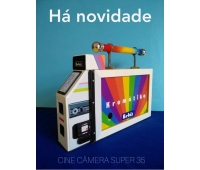 Kromatika. Cine câmera super 35mm