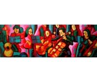 Orquestra - 60x120