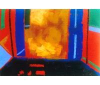 Abstrato Arte Paranaense - A/S/T 60 x 90